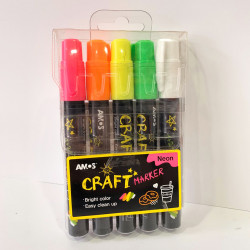 Amos Craft Marker Neon
