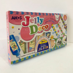 Amos Jelly Deco 6'lı