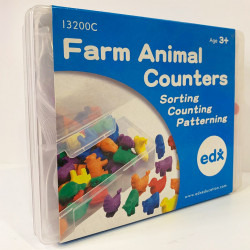 Edx Farm Animal Counters